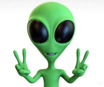 No aliens